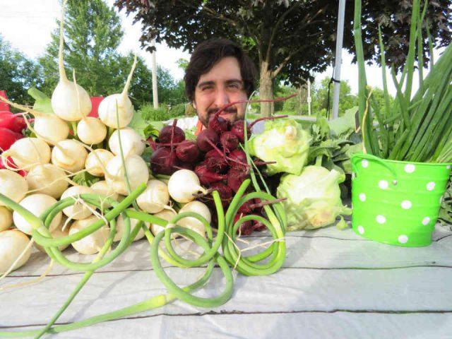 Fermiers de famille alimentation fruits et légumes Ferme Bêta-Carotène Saint-Édouard Ulocal produit local achat local