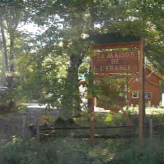 Cabane à sucre La Maison de l'Érable Cascapédia-Saint-Jules Québec Canada Ulocal produit local achat local produit du terroir.