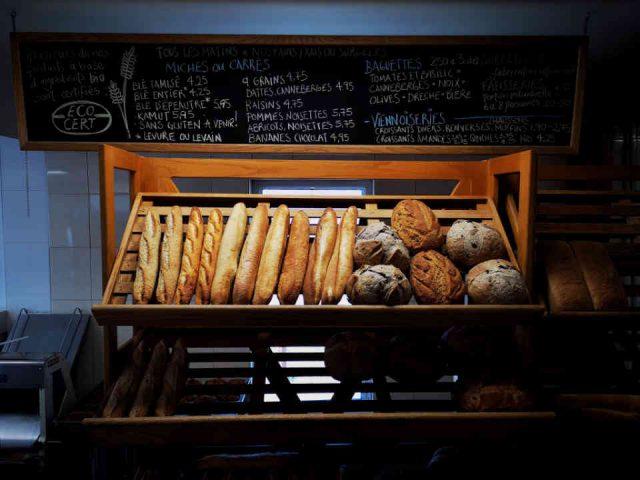Boulangerie Patisserie La Mie Véritable Carleton-sur-Mer Ulocal produit local achat local