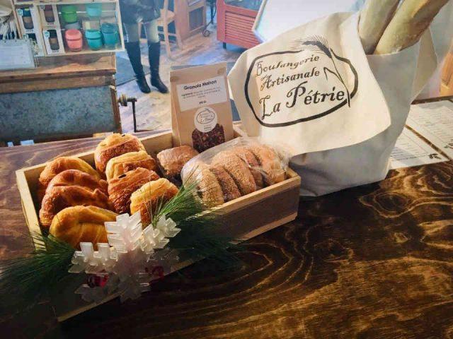 Boulangerie artisanale La Pétrie Bonaventure Ulocal produit local achat local
