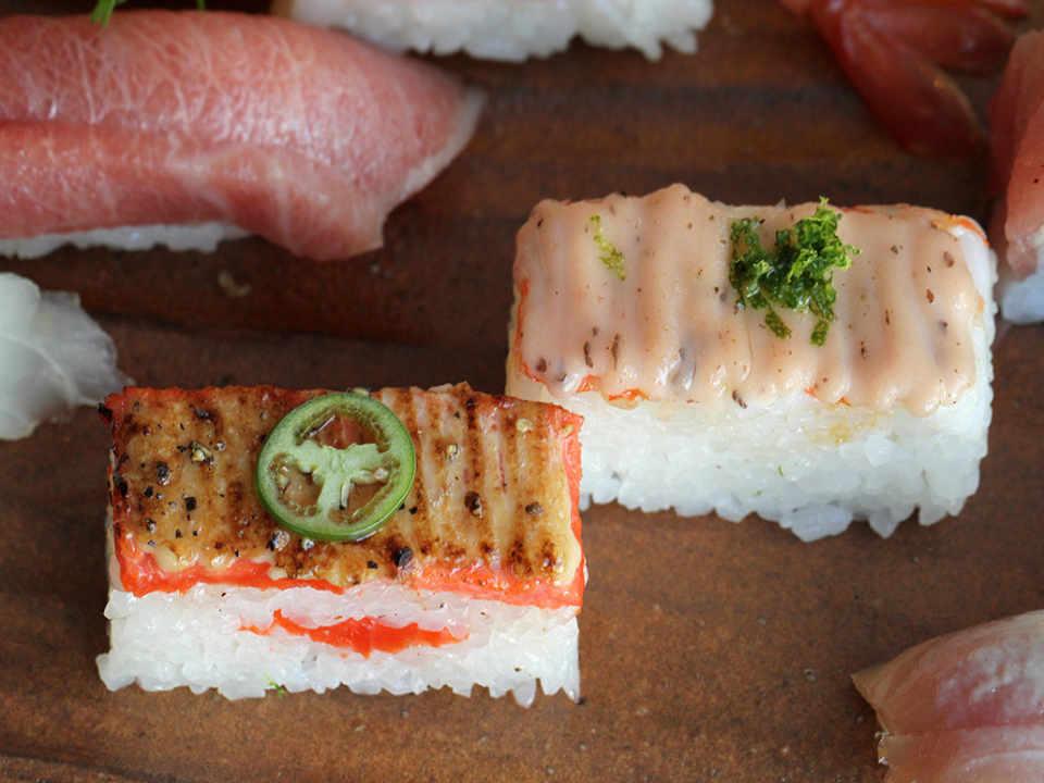 restaurant nourriture sushi minami vancouver colombie britannique canada ulocal produit local achat local produit du terroir local locavore