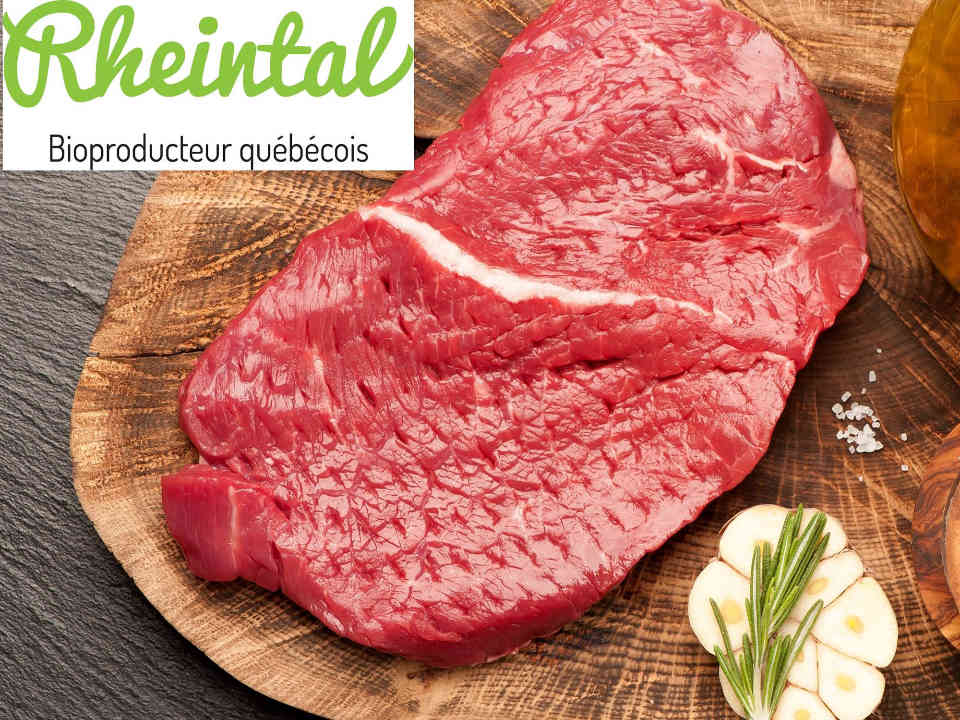 Sale of organic meat Meat Rheintal Bécancour Ulocal local product local purchase