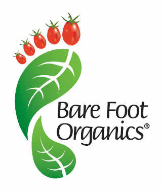 Family Farmer logo Bare Foot Organics Lebanon Pennsylvania USA Ulocal Local Product Local Purchase