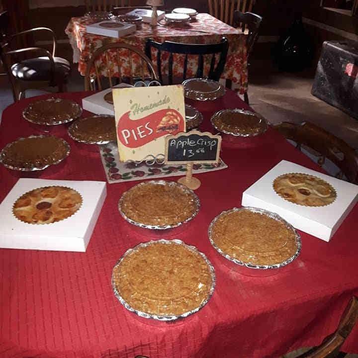 Autocueillette Tartes aux pommes Log Cabin Orchard Ottawa Ontario Canada Ulocal produit local achat local