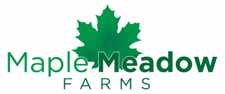 Sale of Meat logo Maple Meadows Osgoode Ontario Canada Ulocal Local Product Local Purchase