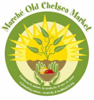 Marché public logo Marché Old Chelsea Market Chelsea Québec Canada Ulocal produit local achat local