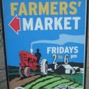 Marché public enseigne Maxville Farmers' Market Maxville Ontario Canada Ulocal produit local achat local