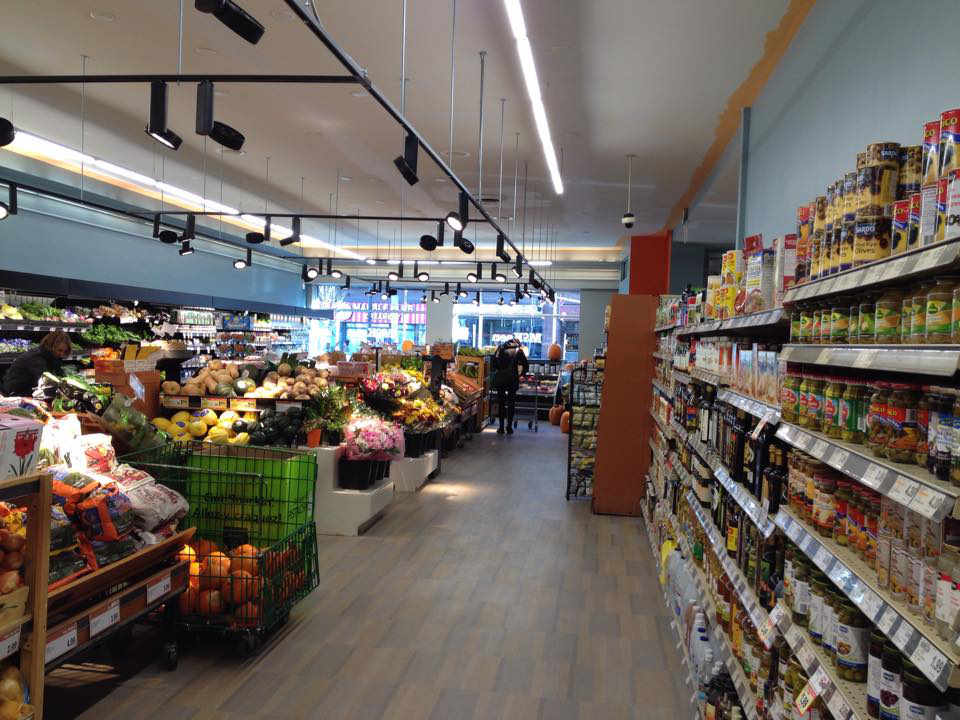 Grocery Store grocery store aisle McKeen Metro Glebe Ottawa Ontario Canada Ulocal Local Product Local Purchase