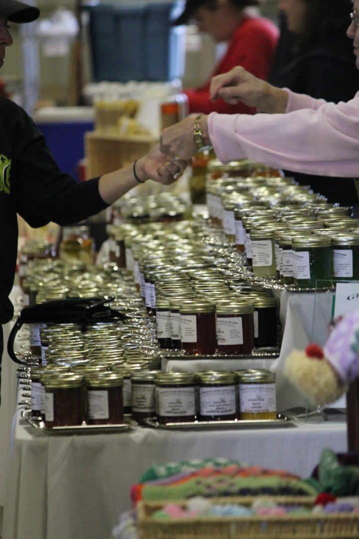 Marché public confitures Metcalfe Farmers' Market Ottawa Ontario Canada Ulocal produit local achat local