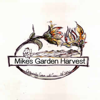 Family farmer logo Mikes Garden Harvest Ottawa Ontario Canada Ulocal local product local purchase