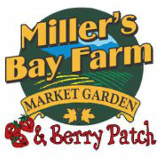 Family Farmer logo Miller's Bay Farm Lombardy Ontario Canada Ulocal Local Product Local Purchase
