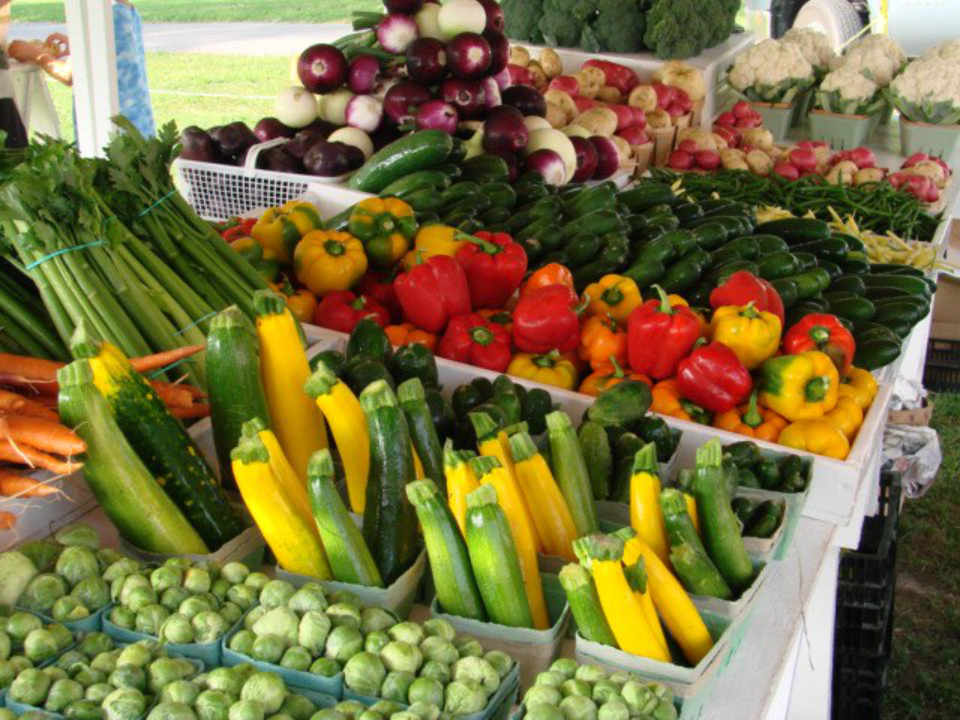 Public Market Vegetables North Gower Farmers Market Ottawa Ontario Canada Ulocal Local Product Local Purchase