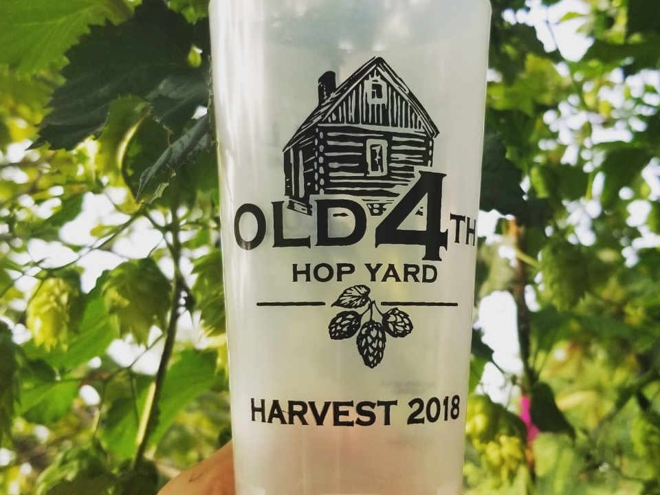 Food Hop Old 4th Hop Yard Williamstown Ontario Canada Ulocal Local Product Local Purchase