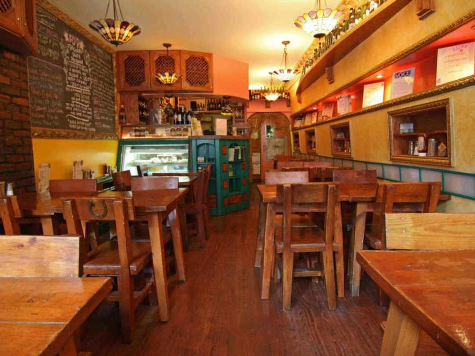 Restaurant restaurant The Organic Grill New York New York États-Unis Ulocal produit local achat local