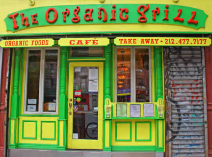 Restaurant restaurant The Organic Grill New York New York United States Ulocal local product local purchase