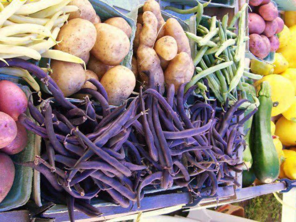 Public Market vegetables Perth Farmers' Market Perth Ontario Canada Ulocal Local Product Local Purchase