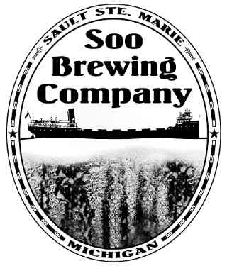 Microbrewery logo Soo Brewing Company Sault Ste. Marie Michigan United States Ulocal Local Product Local Purchase