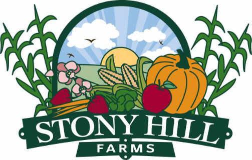 Marché public logo Stony Hill Farm Market Chester New Jersey États-Unis Ulocal produit local achat local