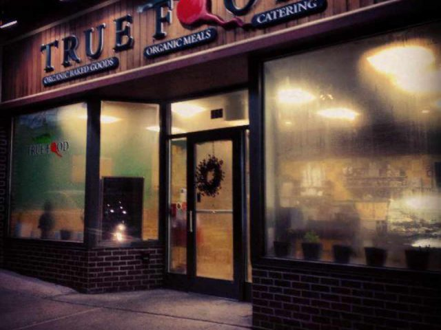Restaurant restaurant True Food Nyack New York États-Unis Ulocal produit local achat local