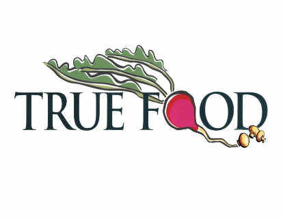 Restaurant logo True Food Nyack New York États-Unis Ulocal produit local achat local