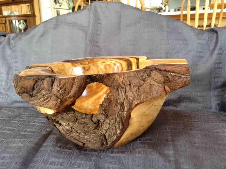 Artisans bois décoration intérieure A Turn of the Future Rowena Nouveau-Brunswick Canada Ulocal produit du terroir produit local achat local