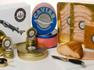 Alimentation poisson Acadian Sturgeon And Caviar Inc Carters Point NB Canada Ulocal produit du terroir produit local achat local