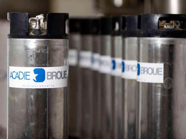 Microbrasserie alcool sur-rendez-vous Acadie-Broue Moncton NB Canada Ulocal produit local achat local