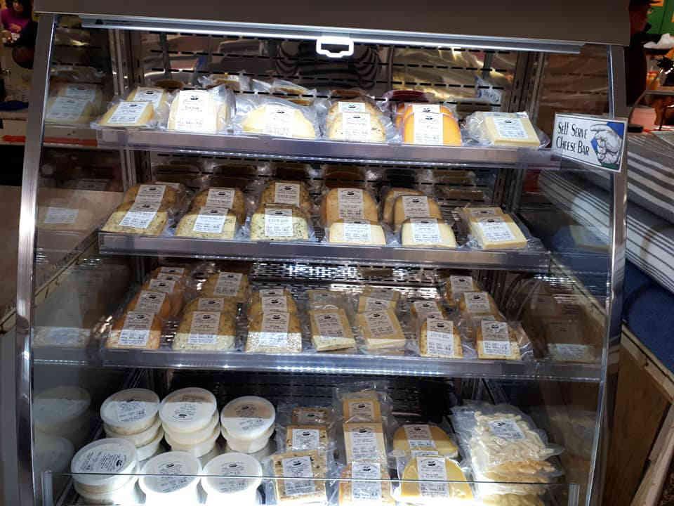 Fromagerie alimentation Armadale Farm Dairy Products Roachville Nouveau-Brunswick Canada Ulocal produit terroir produit local achat local