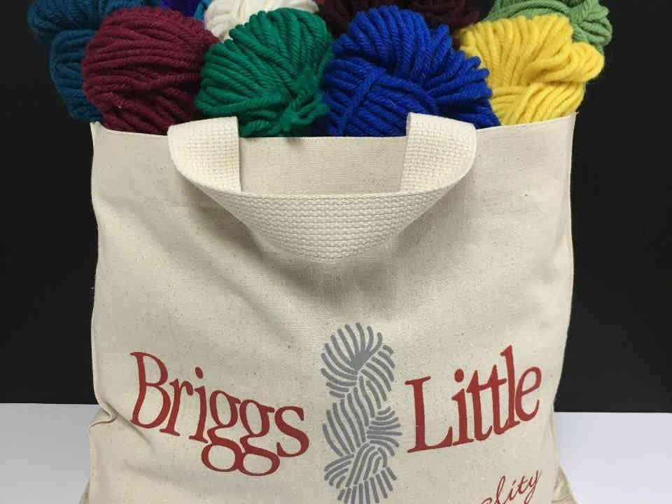 boutique Laine Briggs & Little Woolen Mills Ltd. Harvey New Brunswick Ulocal produits local achat local