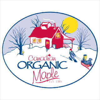 Organic Maple Maple Syrup Canadian Maple Co. Ltd Aberdeen New Brunswick Canada Ulocal Local Product Local Purchase