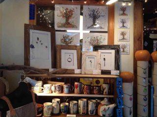 Boutique artisans Earth: Fine Craft Sackville Nouveau-Brunswick Ulocal produit local achat local