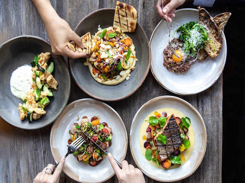 restaurant nourriture brunch edible canada Vancouver Colombie britannique canada ulocal produit local achat local locavore touriste