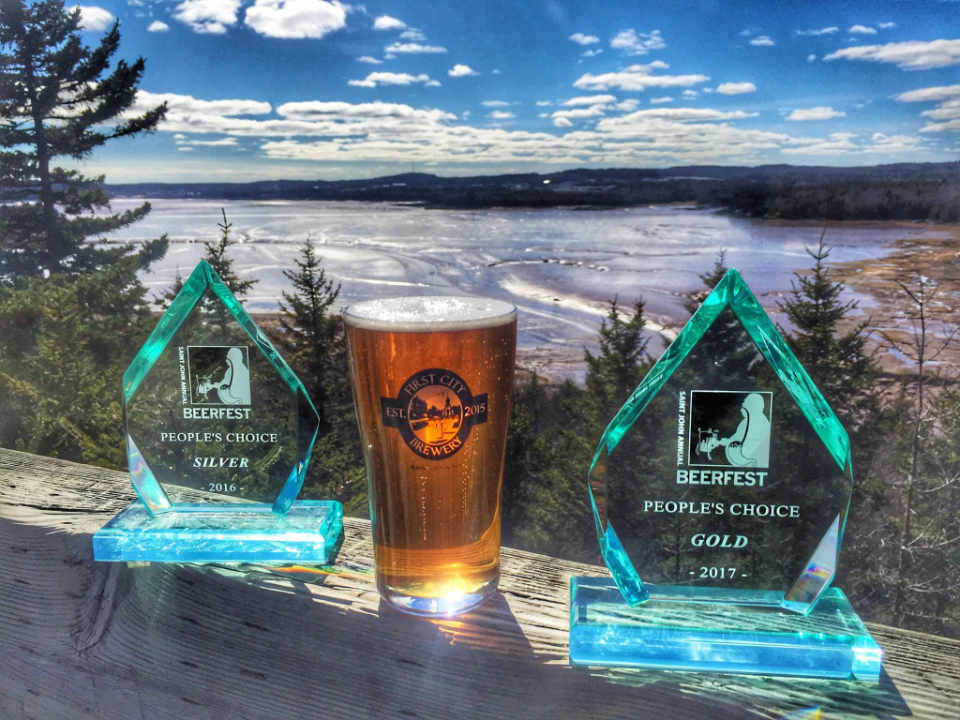 Microbrewery Beer Local First City Brew Pub Saint John NB Canada Ulocal Local Product Local Purchase