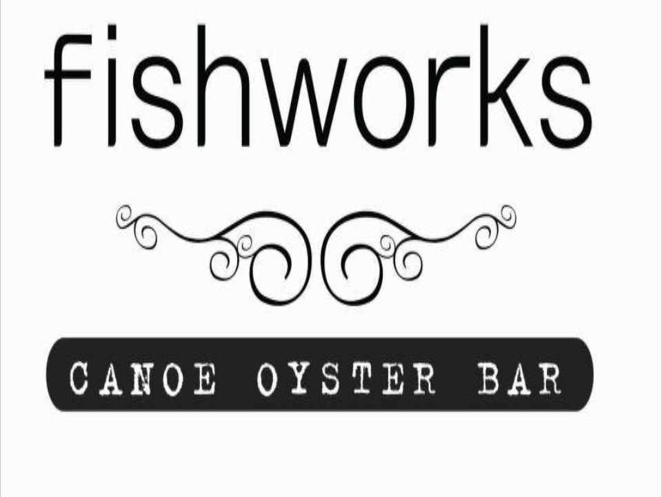 restaurant food logo fishworks restaurant North Vancouver British Columbia Canada ulocal local product buy local locavore tourist