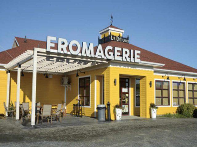 Fromagerie Fromagerie Le Détour Témiscouata-sur-le-Lac Québec Ulocal produit local achat local