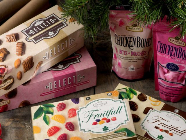 Chocolaterie alimentation Ganong Saint Stephen NB Canada Ulocal produit local achat local produit terroir