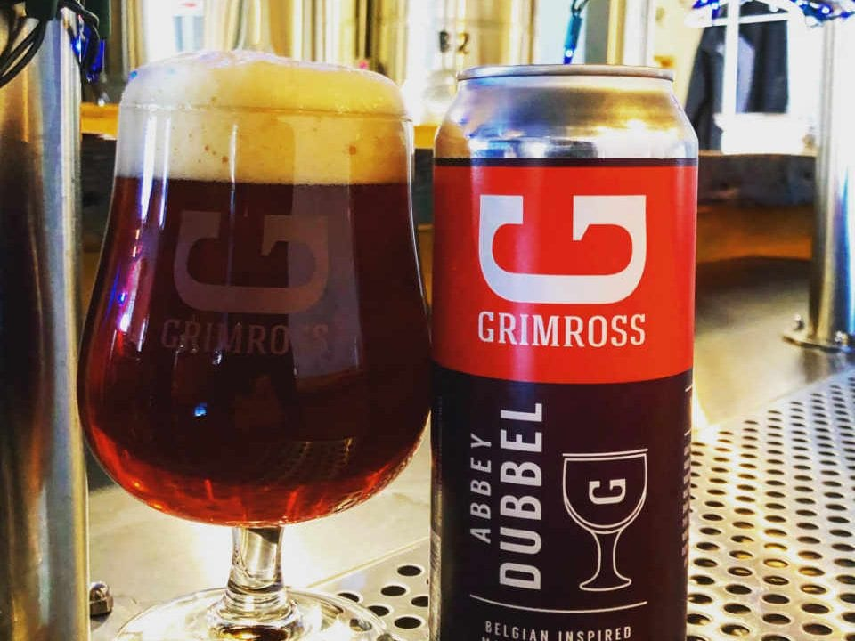 Bières artisanales microbrasserie Grimross Brewing