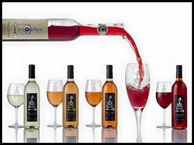 Vignoble alcool Happy Knight Wines