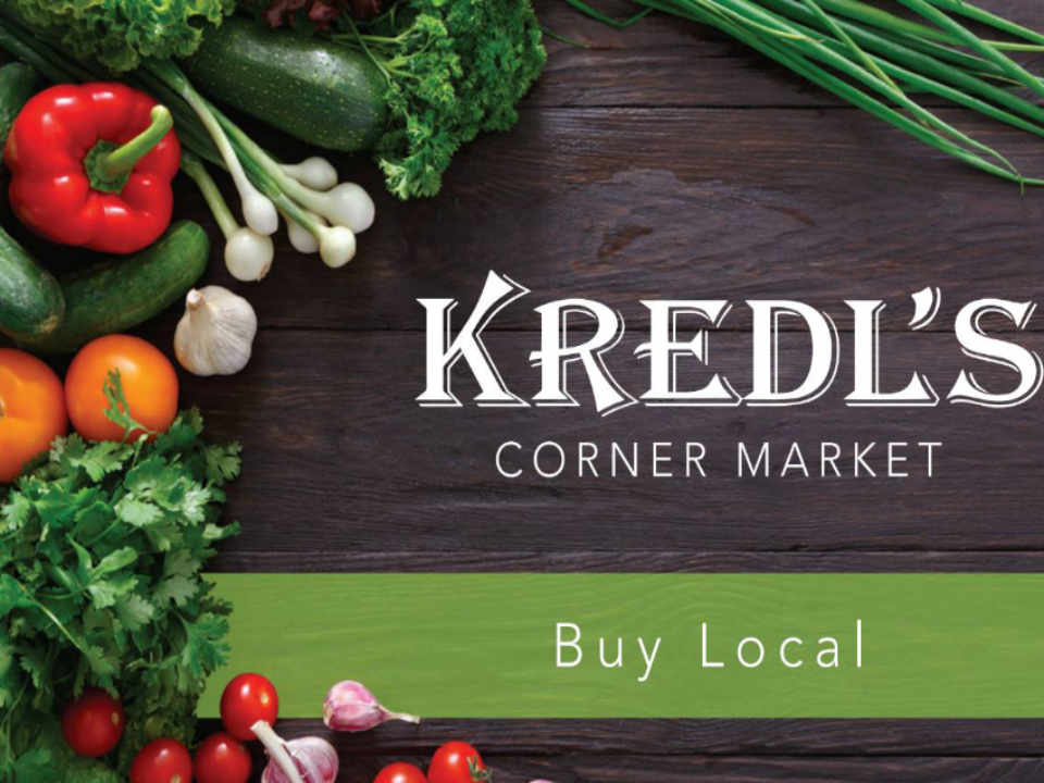 Local Grocery Store Kredl's Corner Market Hampton New Brunswick Canada Ulocal Local Product Local Purchase