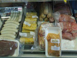 Boucherie vente de viandes La ferme du Diamant Cap-Pelé NB Canada produit local achat local produit terroir