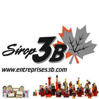 Sirop d'érable biologique alimentation Les Entreprises 3B inc. Marsoui Québec Canada Ulocal produit terroir produit local achat local