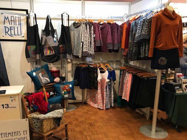 Boutique Vêtements bijoux et accessoires Manirelli Design Quebec Canada Ulocal produit local achat local