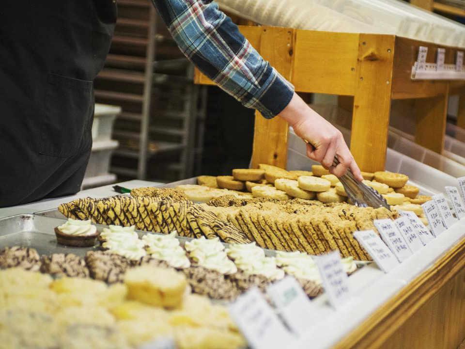 Marché public artisans alimentation Marché Moncton Market Moncton Nouveau-Brunswick Ulocal produit local achat local produit terroir