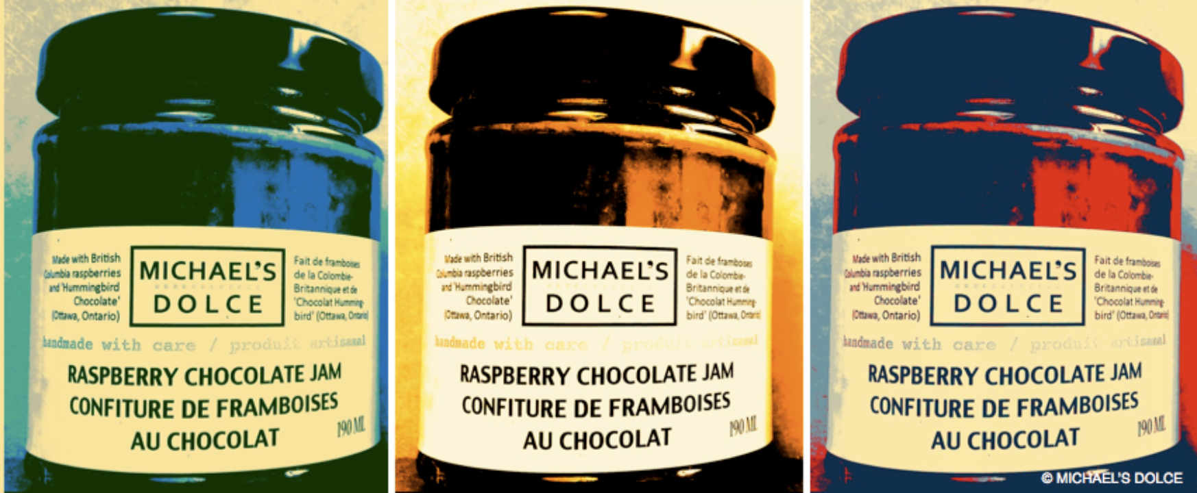 Food jams Michealsdolce Ottawa Ontario Canada Ulocal Local Product Local Purchase