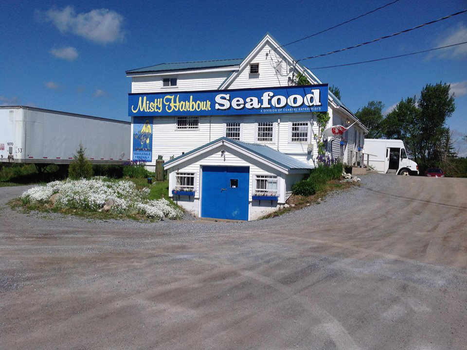 Boutique d'aliments fruits de mer Saint John Nouveau-Brunswick Ulocal produit local achat local produit terroir