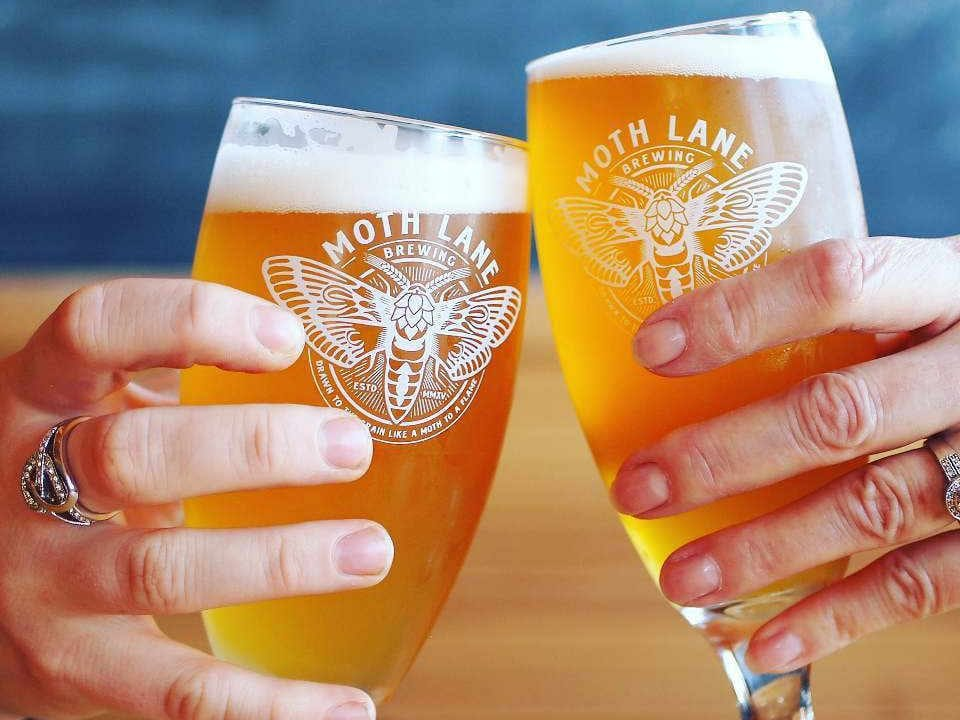 Microbrasserie alcool Moth Lane Brewing Ellerslie Prince Edward Island Ulocal produit local achat local