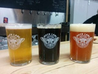 Alcohol microbrewery Moth Lane Ellerslie Brewing Prince Edward Island Ulocal local product local purchase