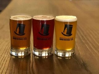 Microbrasserie bières artisanales PEI Brewing Company Charlottetown Prince Edward Island Ulocal produit local achat local