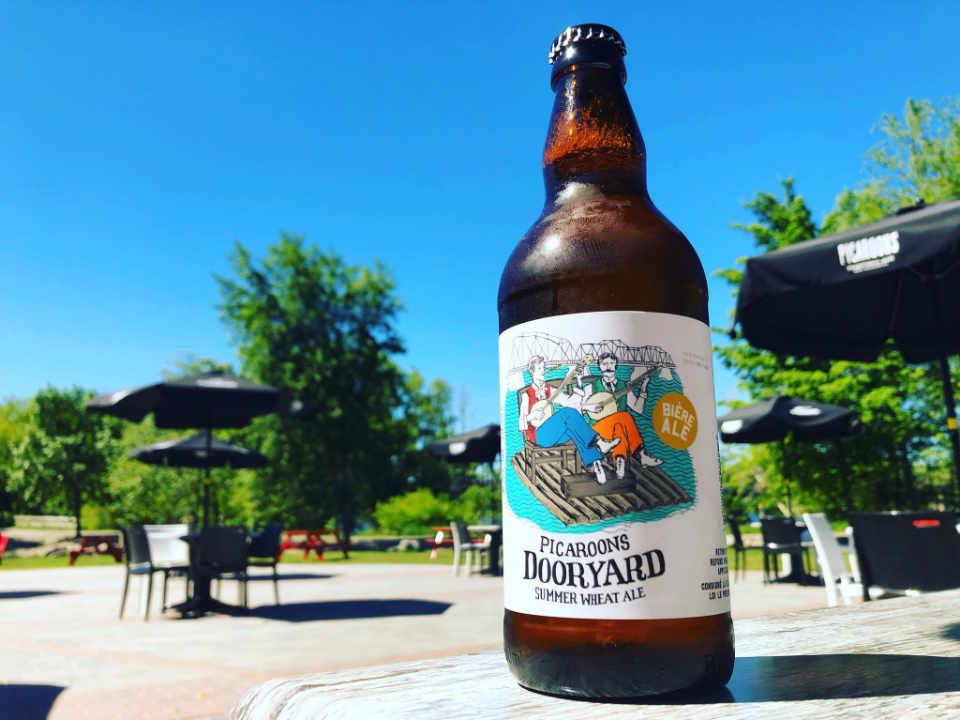 Microbrasserie bières artisanales et biologiques Picaroons Traditional Ales Fredericton Nouveau-Brunswick Ulocal produit local achat local
