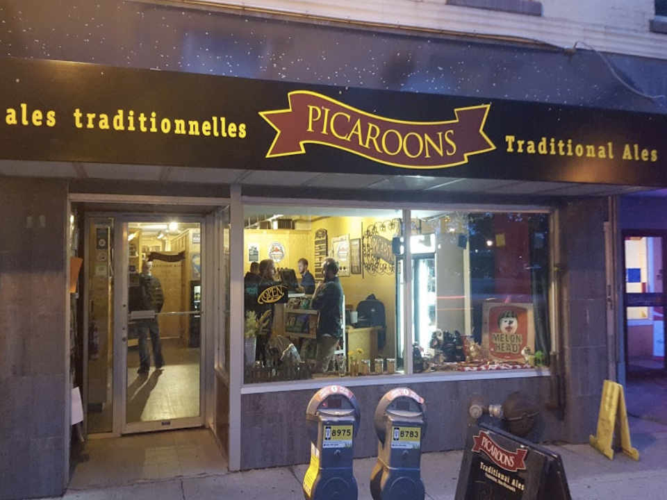 Microbrewery Craft and Organic Beer Picaroons Traditional Ales Fredericton New Brunswick Ulocal Local Product Local Purchase
